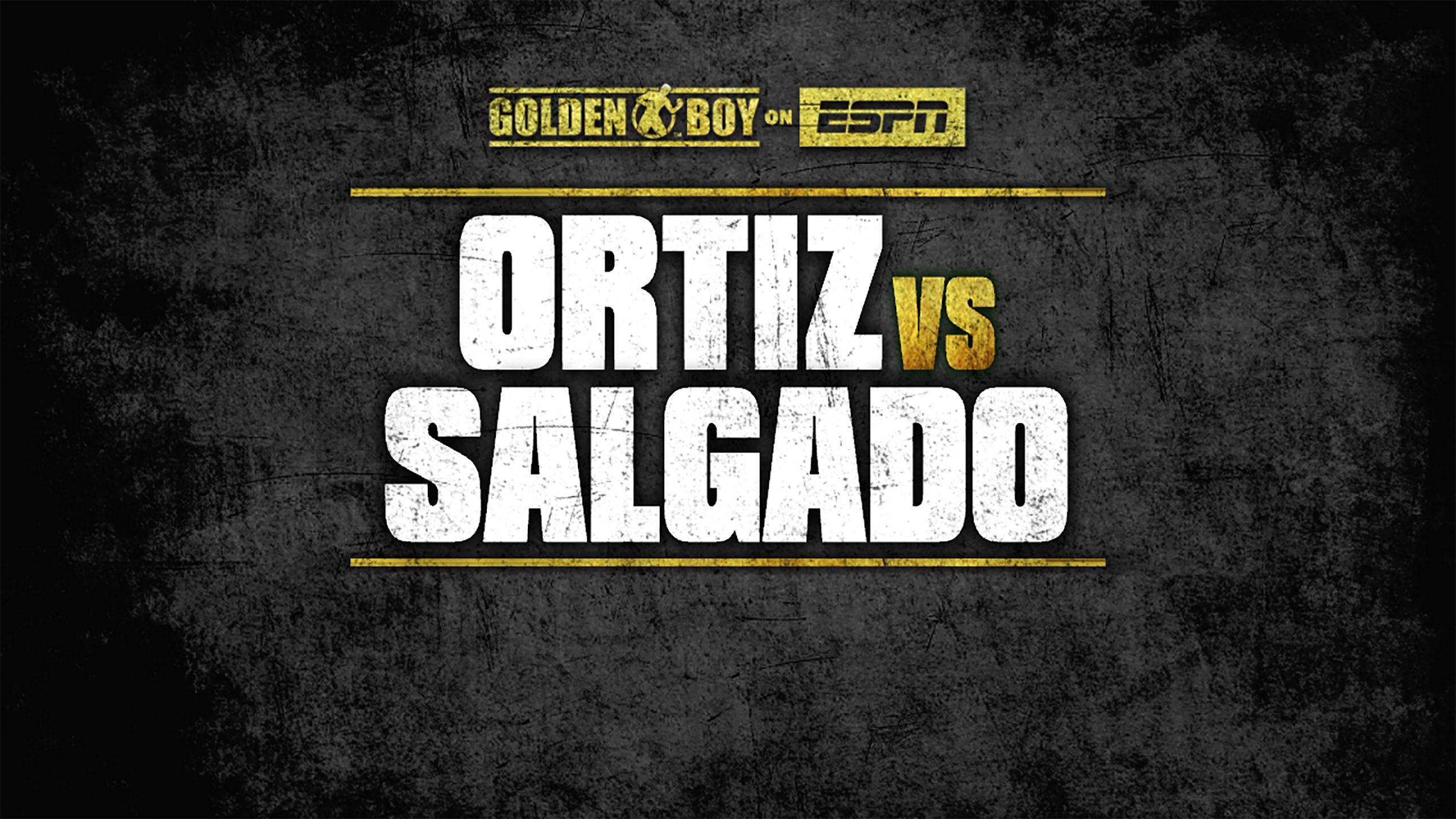 Vergil Ortiz vs. Juan Carlos Salgado