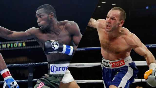 Erislandy Lara vs. Jan Zaveck