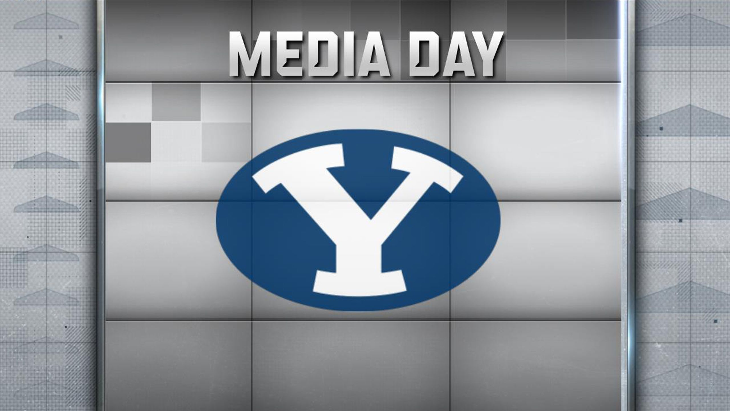 BYU Media Day: BYU Football 2018