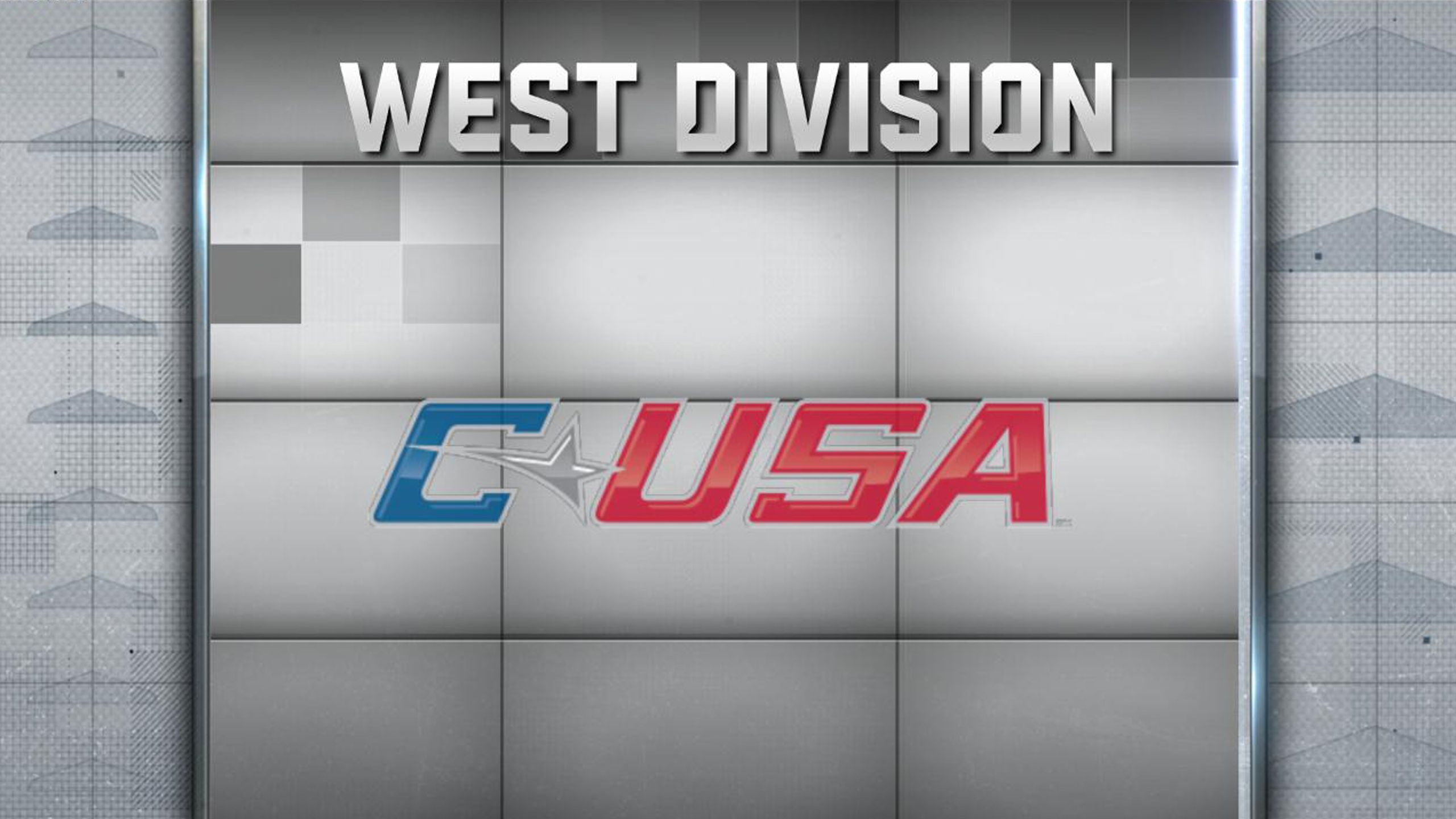 C-USA Football Kickoff - West Division