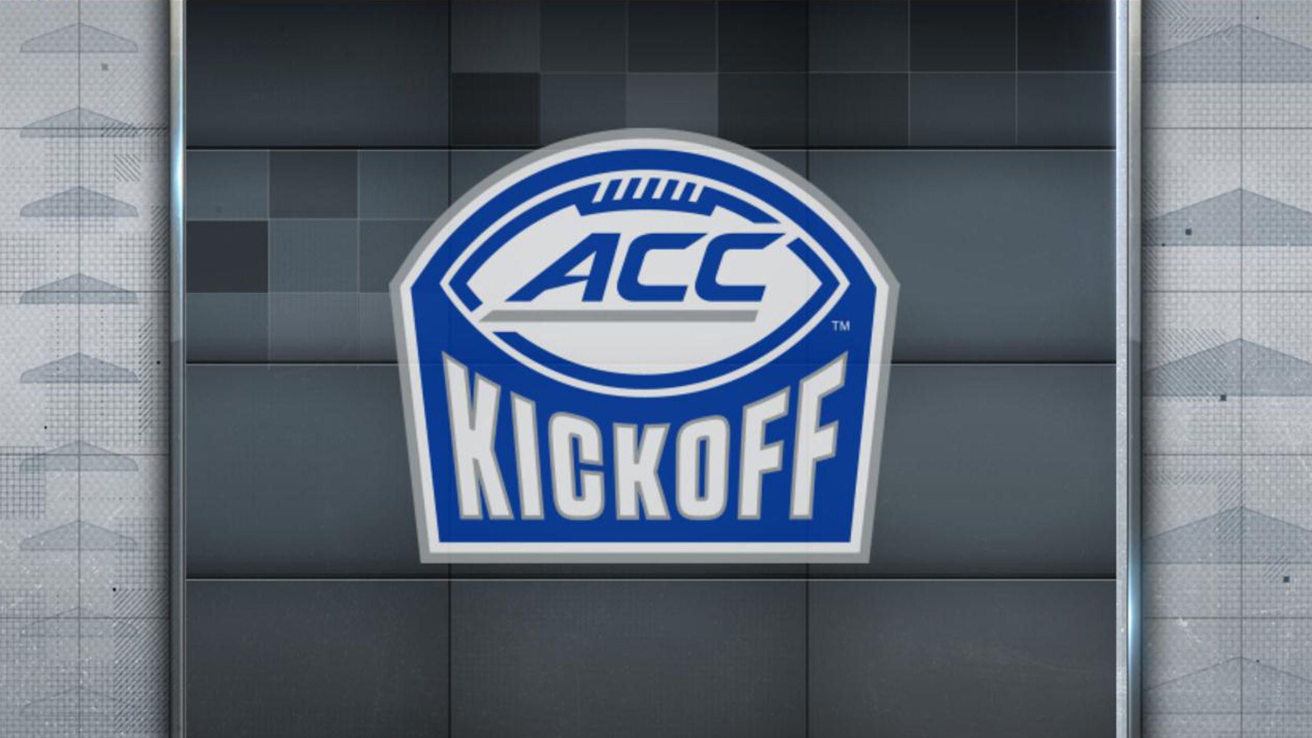 ACC Football Media Days