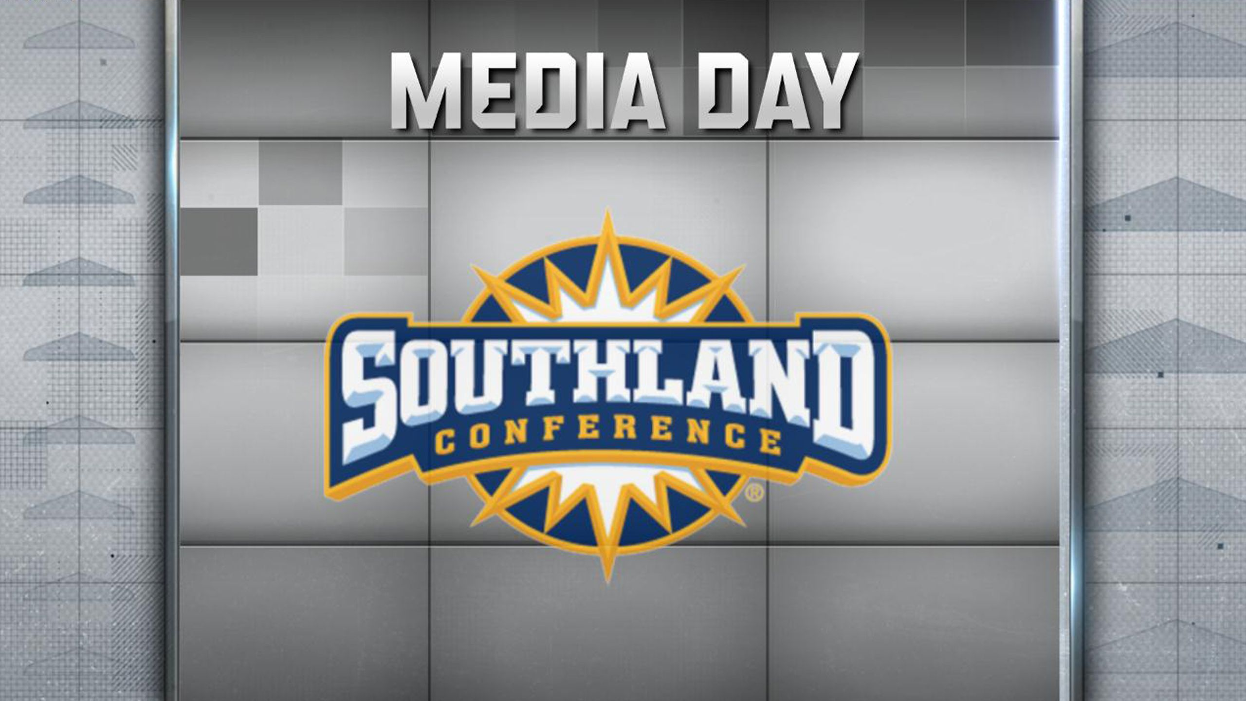 Southland Media Day: Morning Session
