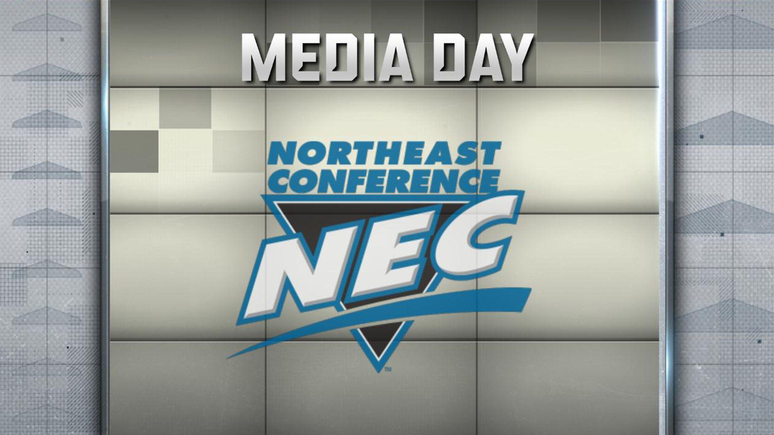 NEC Football Media Day