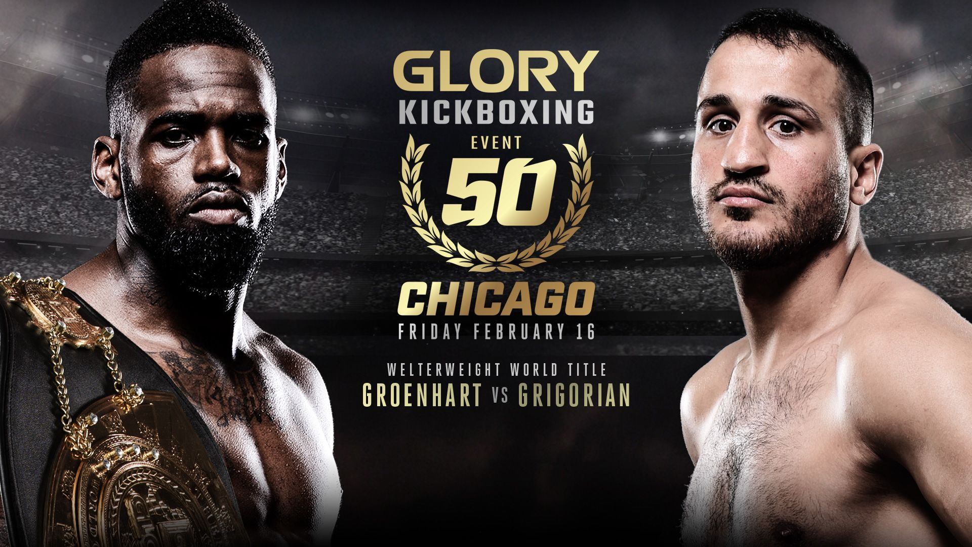 Kickboxing: GLORY 50