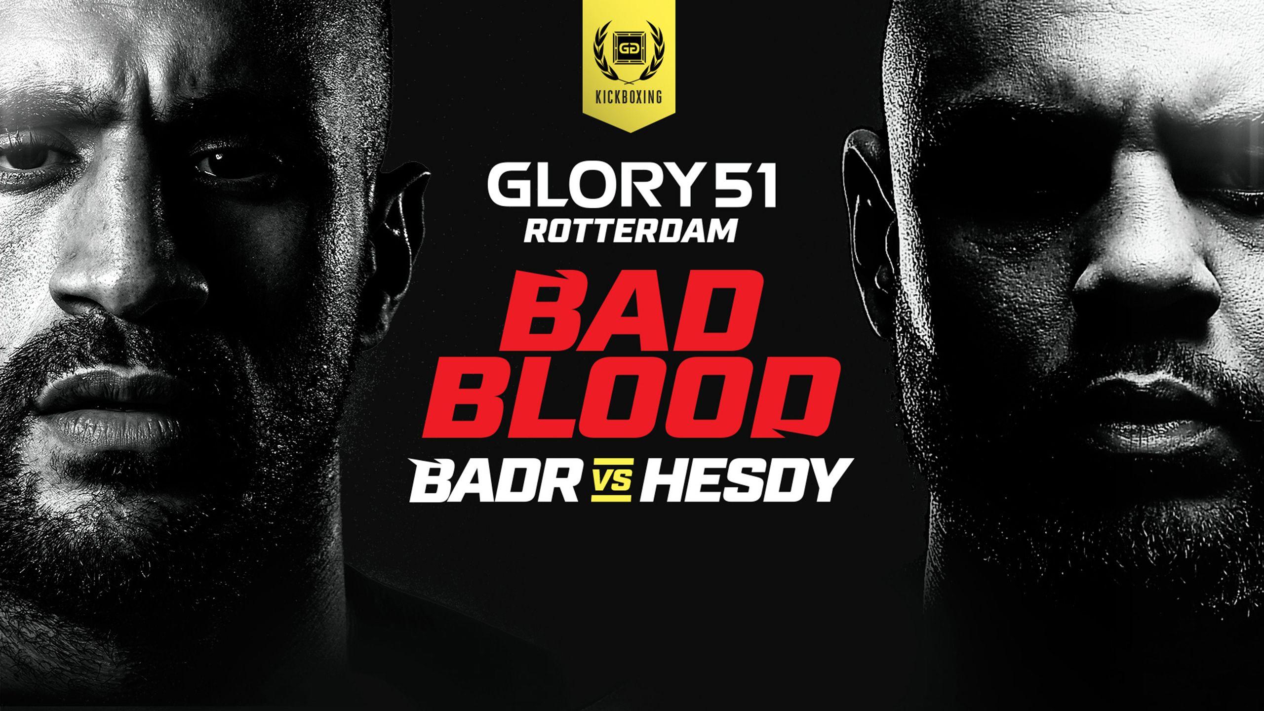 Kickboxing: GLORY 51