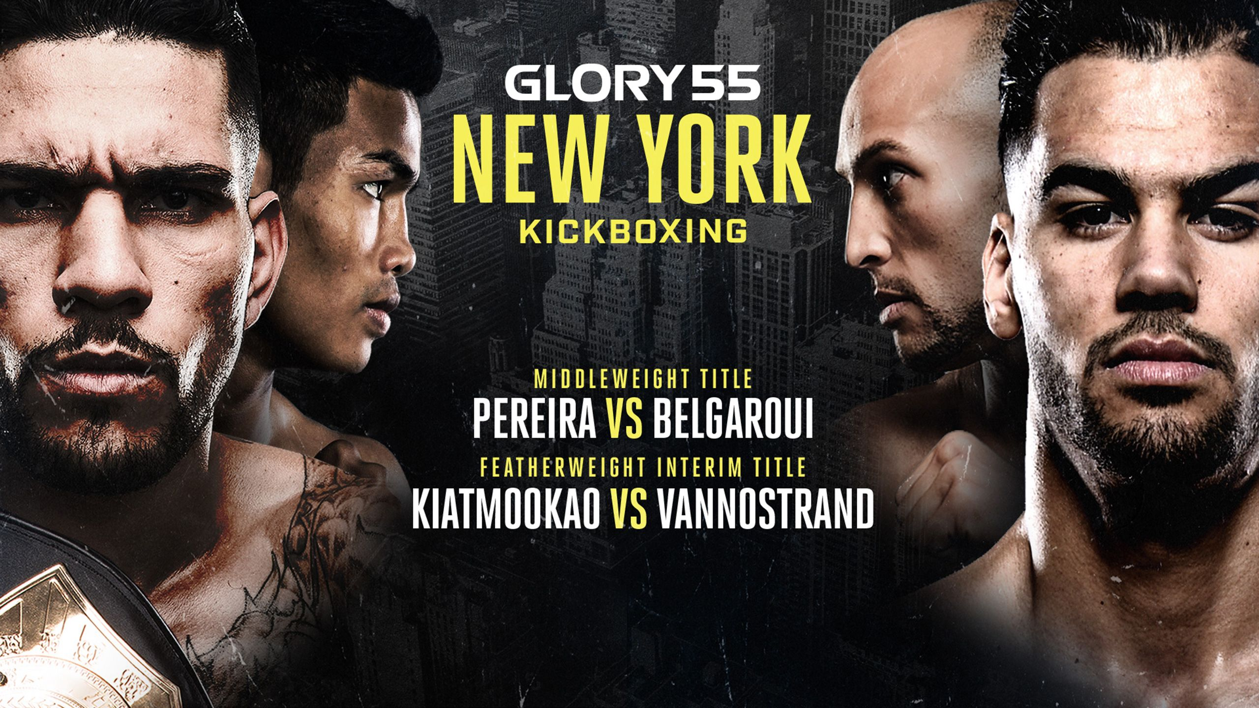 Kickboxing: GLORY 55