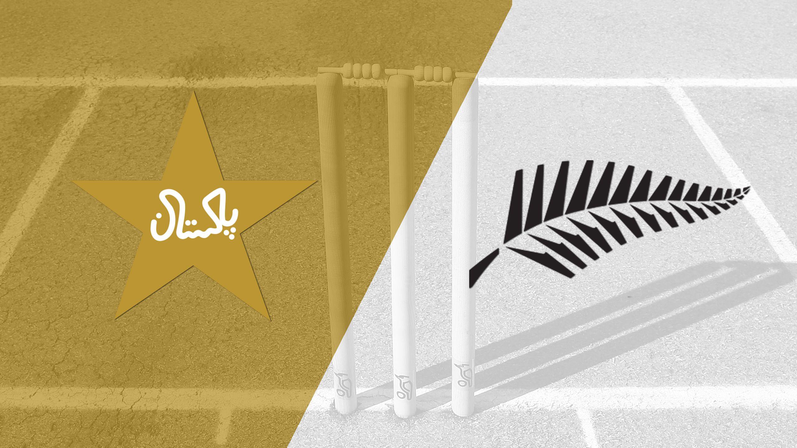 Pakistan vs. New Zealand (5th ODI) (International Cricket)