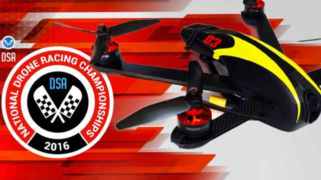 2016 U.S. Drone Racing Nationals Presented by GoPro