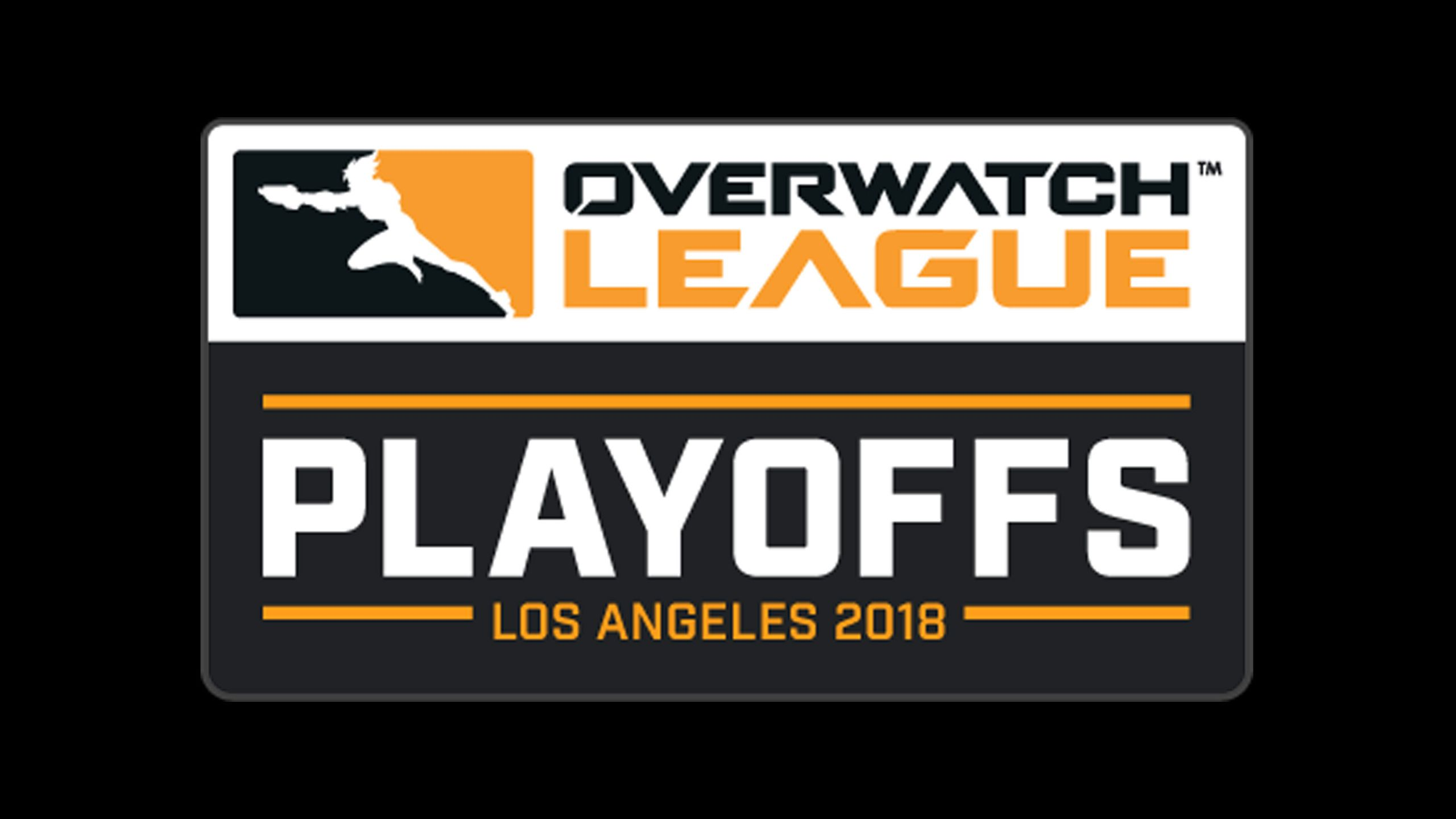 London Spitfire vs. Los Angeles Valiant (Semifinals) (Overwatch League)
