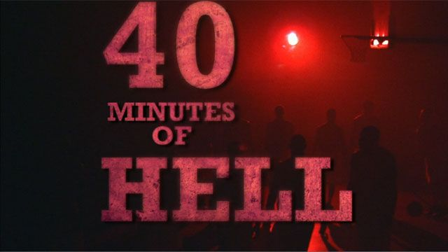SEC Storied: 40 Minutes of Hell