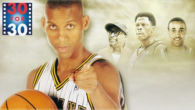 "ESPN Films Pres. ""30 For 30: Winning Time: Reggie Miller vs. The New York Knicks""Pres. by Cola Cola"
