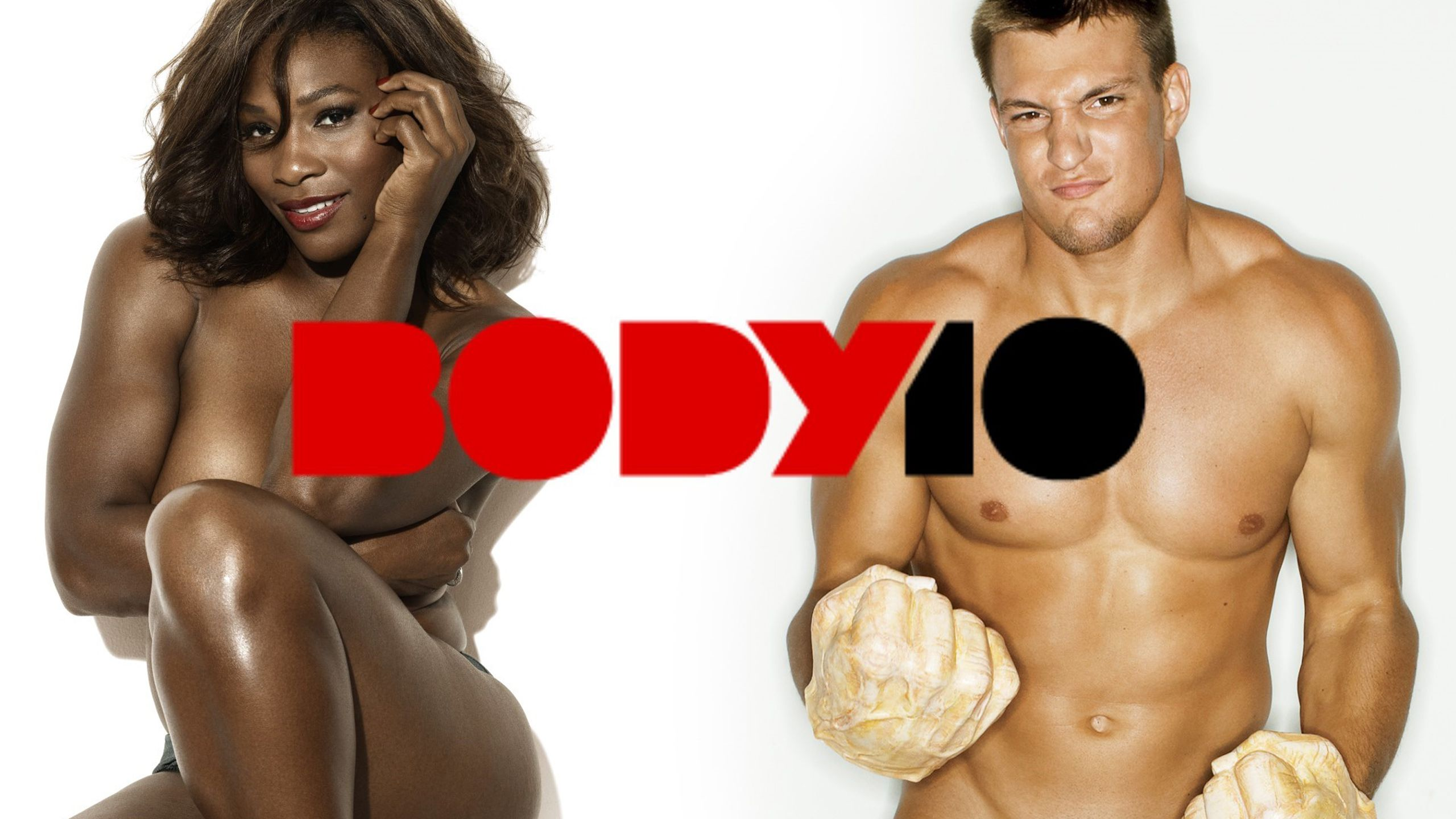 BODY10: A Decade of ESPN The Magazine's Body Issue
