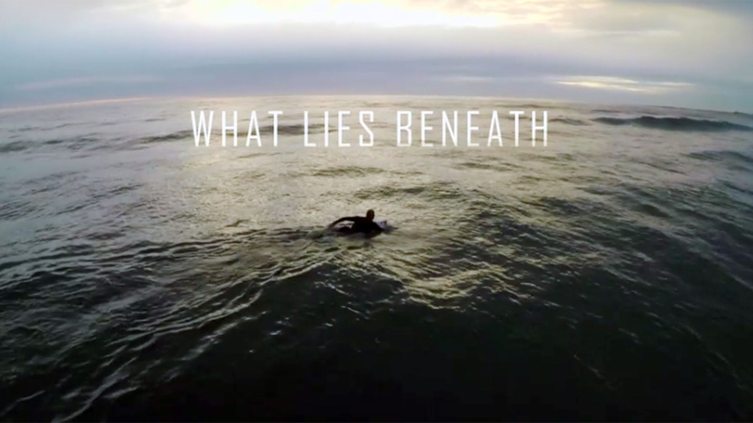 E:60 Pictures - What Lies Beneath: The Mick Fanning Story