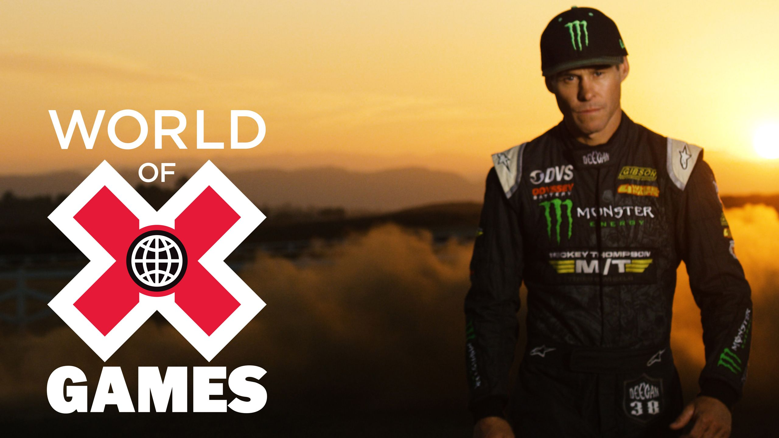 World of X Games: Blood Line: The Brian Deegan Story