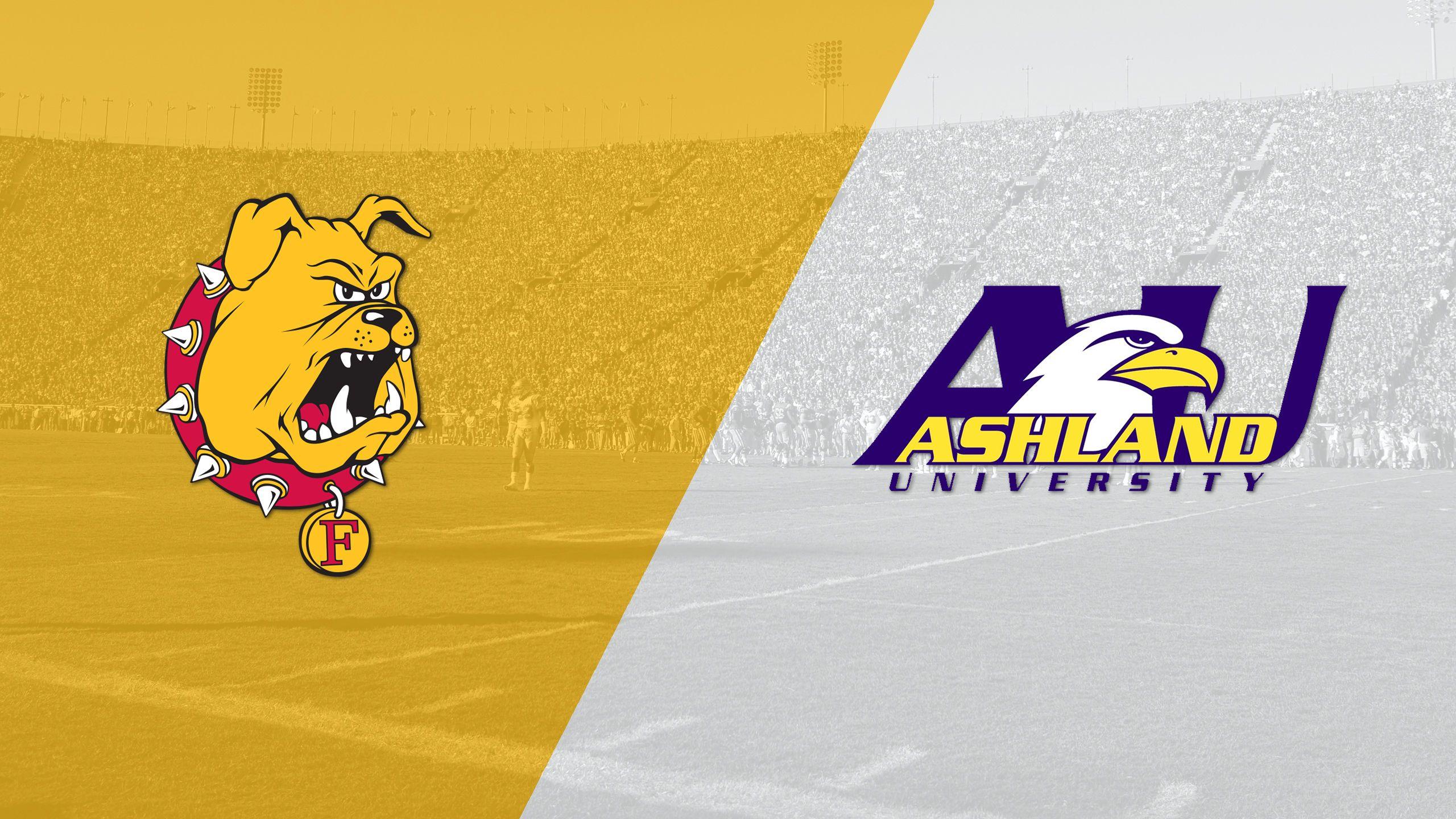 Ferris State (MI) vs. Ashland (Football)