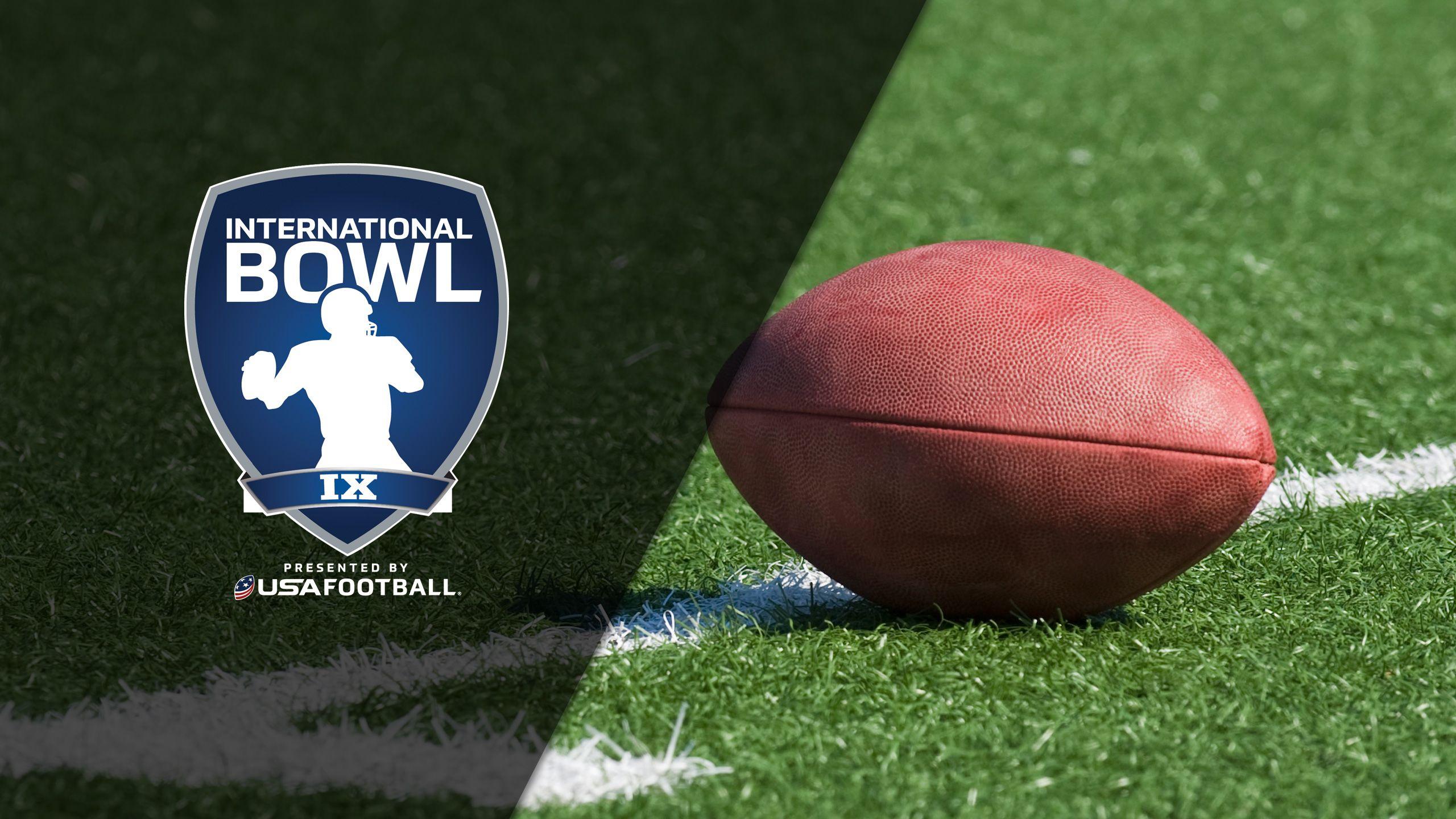 U.S. Under-17 Stars vs. Football Ontario (International Bowl)
