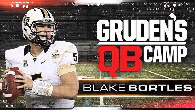 SportsCenter Special: Gruden's QB Camp - Blake Bortles