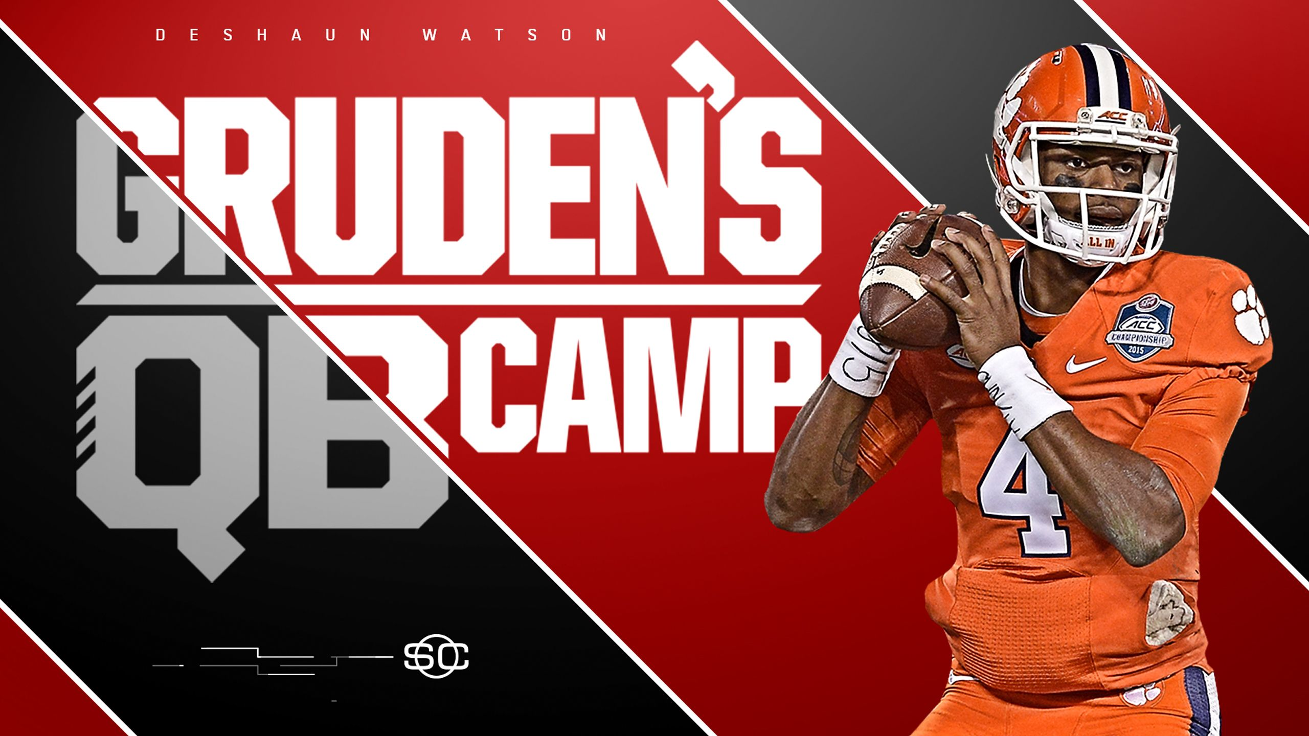 SportsCenter Special: Gruden's QB Camp Presented by Maui Jim- Deshaun Watson