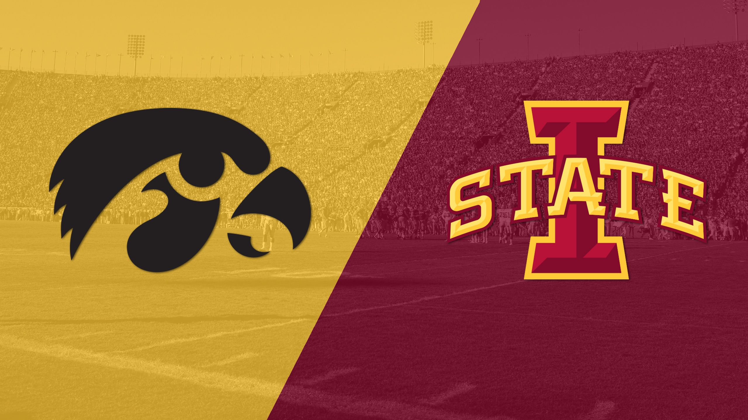 Iowa vs. Iowa State (re-air)
