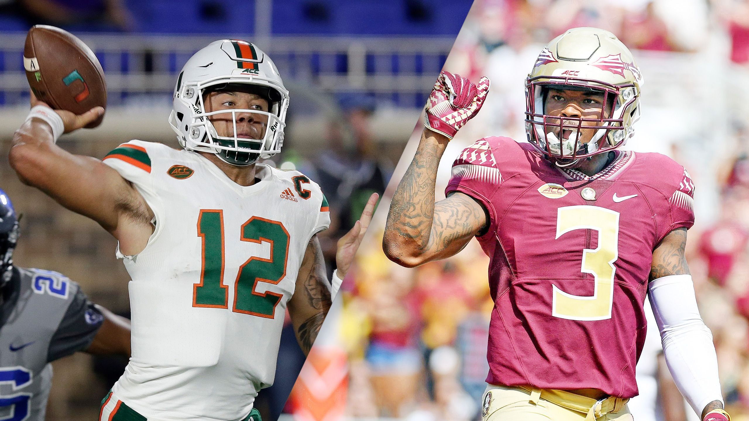 Miami vs. Florida State (re-air)