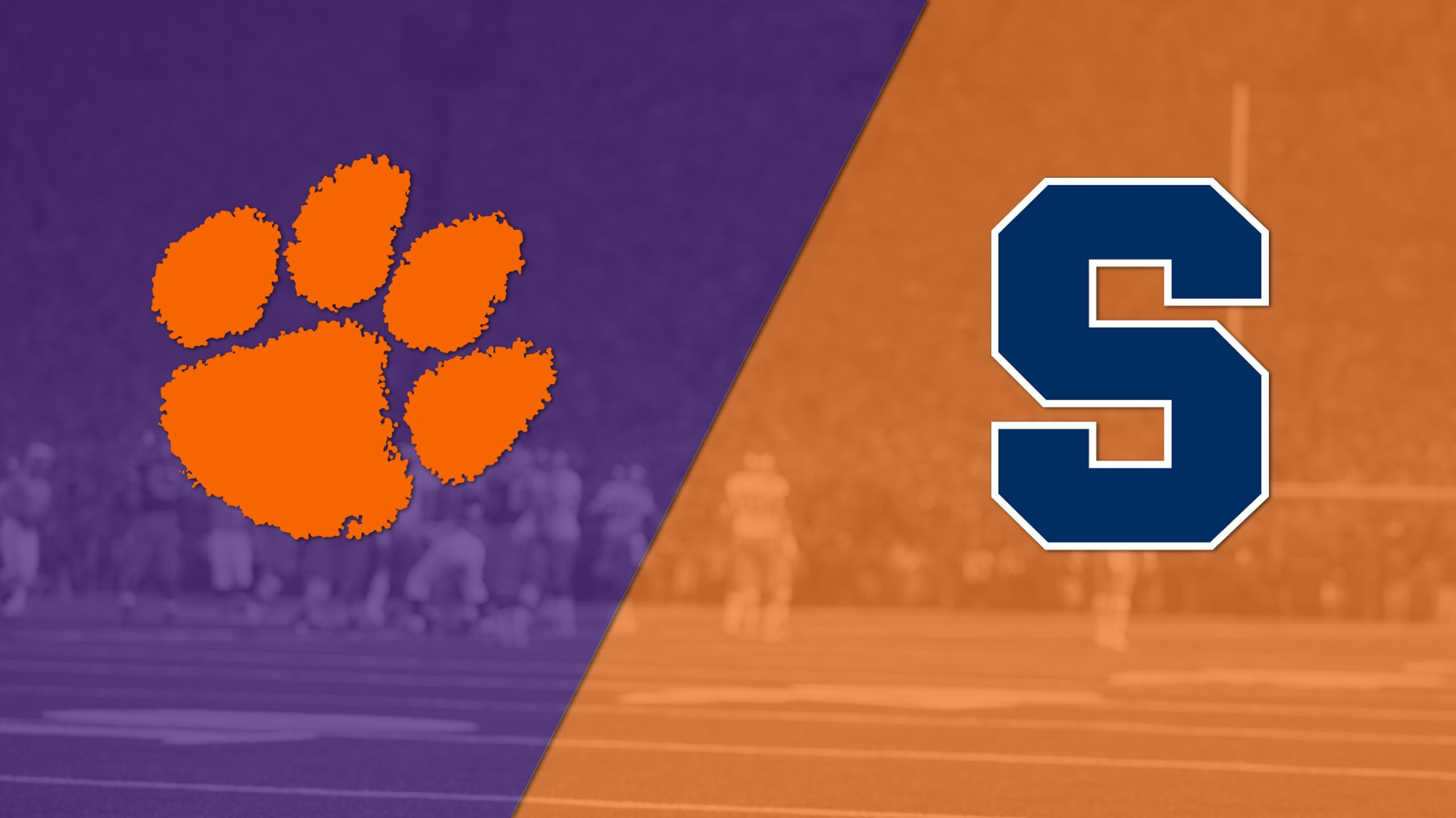 Clemson vs. Syracuse (Football) (re-air)
