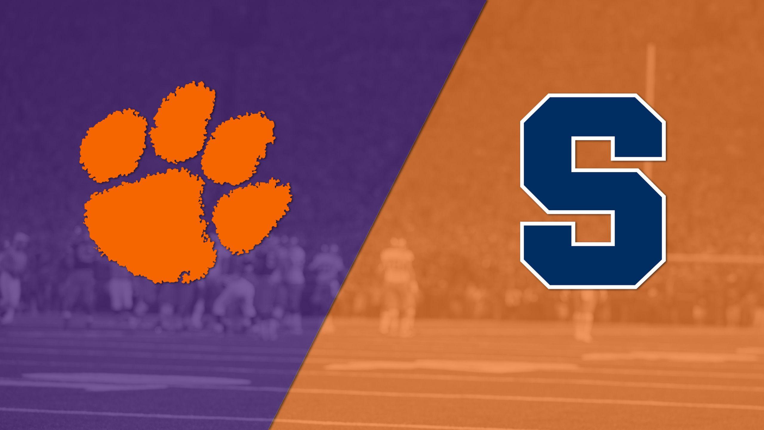 Clemson vs. Syracuse (Football) (re-air)