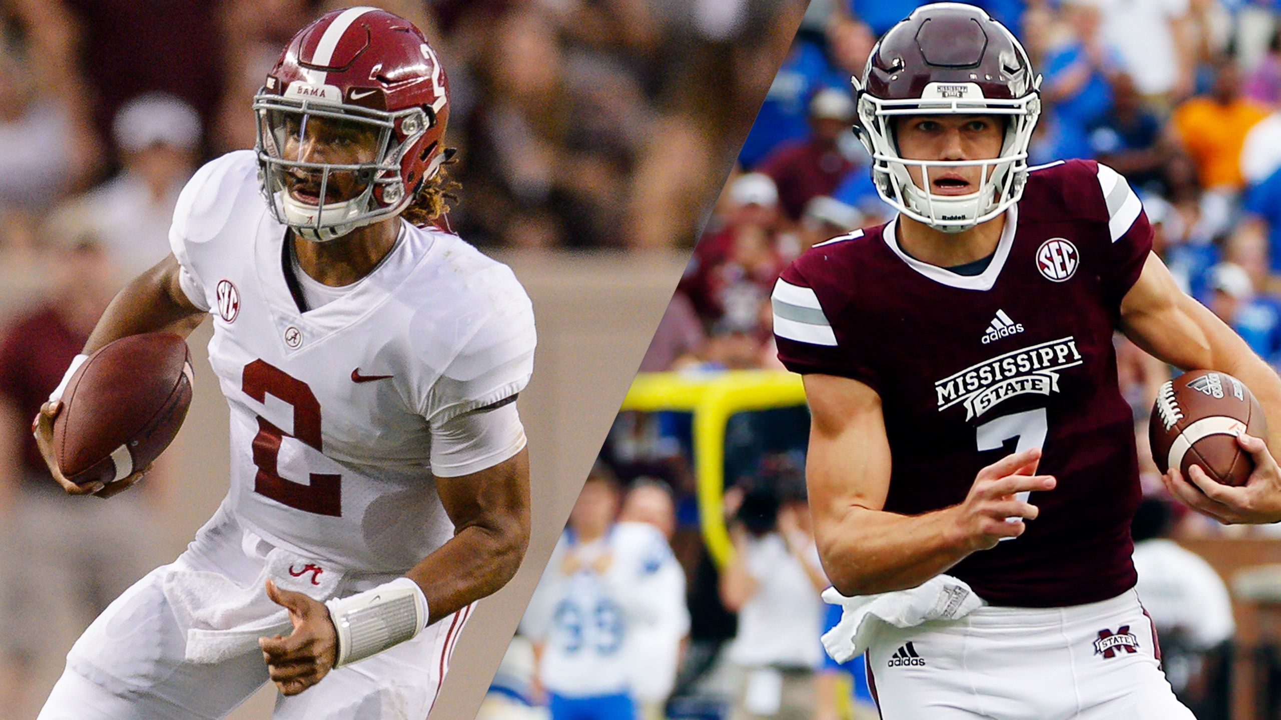 Alabama vs. Mississippi State (re-air)
