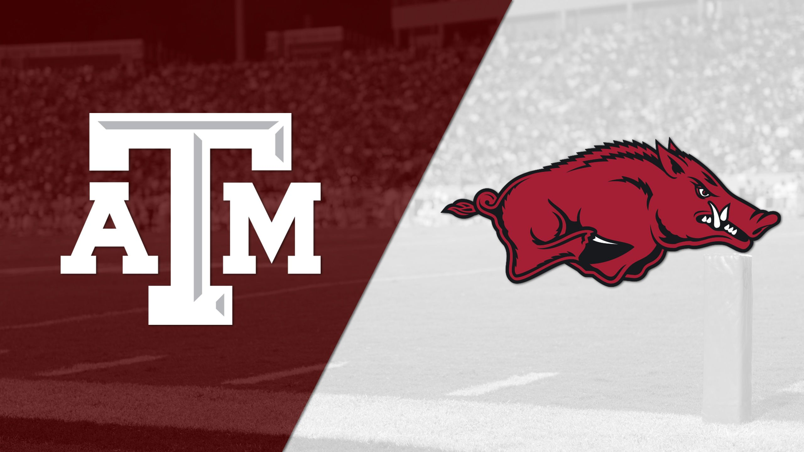Texas A&M vs. Arkansas (re-air)