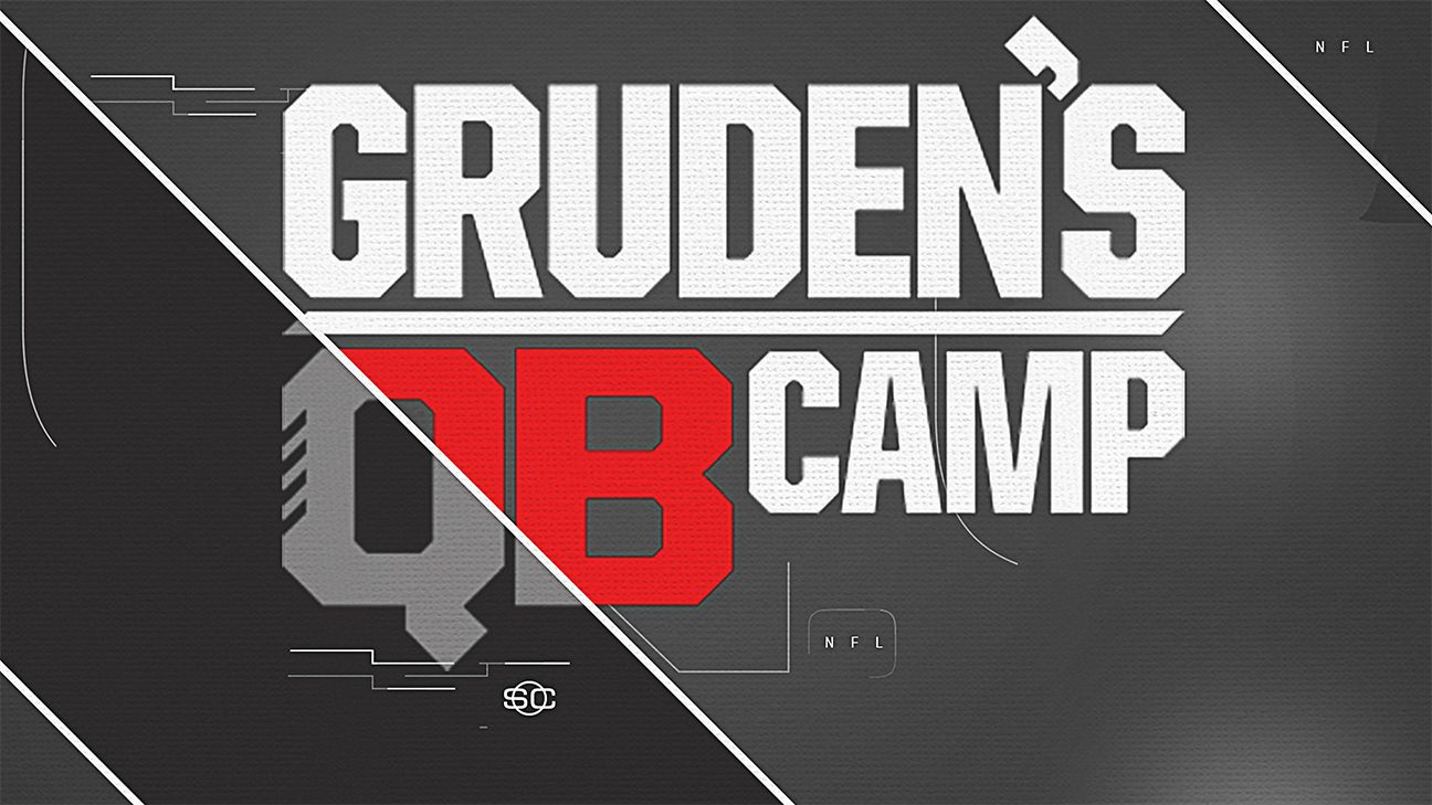 SportsCenter Special: Gruden's QB Camp - Ryan Tannehill presented by Kumho Tire