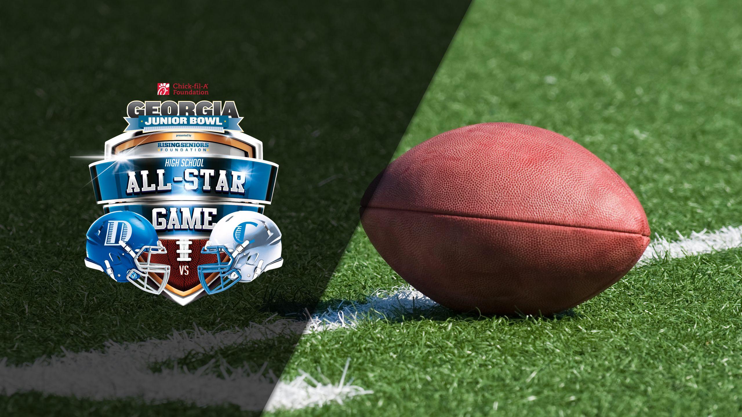 Team Dedication vs. Team Commitment (Chick-fil-A Foundation Georgia Junior Bowl)
