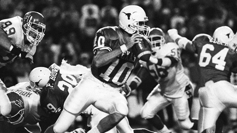 Houston Cougars vs. Texas Longhorns - 11/10/1990 (re-air)
