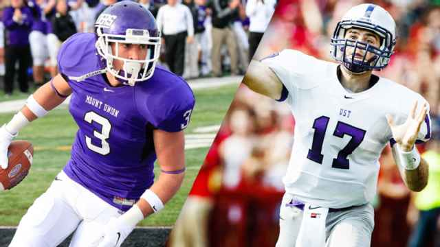 Mount Union (OH) vs. St. Thomas (MN) (Championship) (Division III Football Championship)