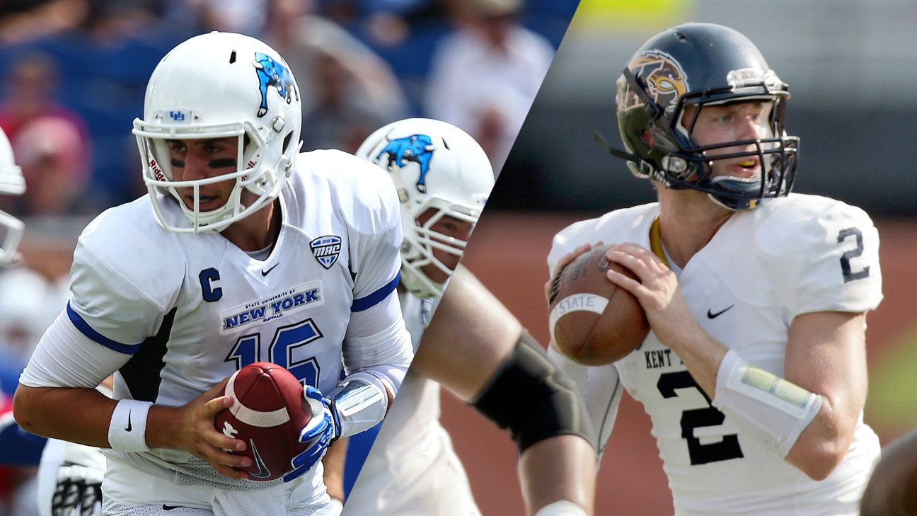 Buffalo vs. Kent State (Football)