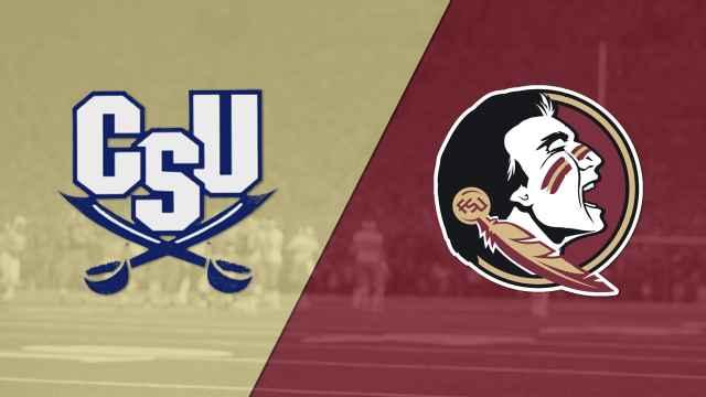 Charleston Southern vs. #3 Florida State (Football)