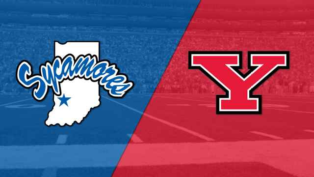 Indiana State vs. Youngstown State (Football)