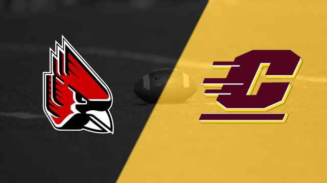 Ball State vs. Central Michigan (Football)