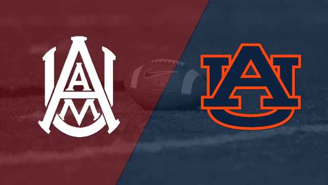 Alabama A&M vs. #15 Auburn (Football)