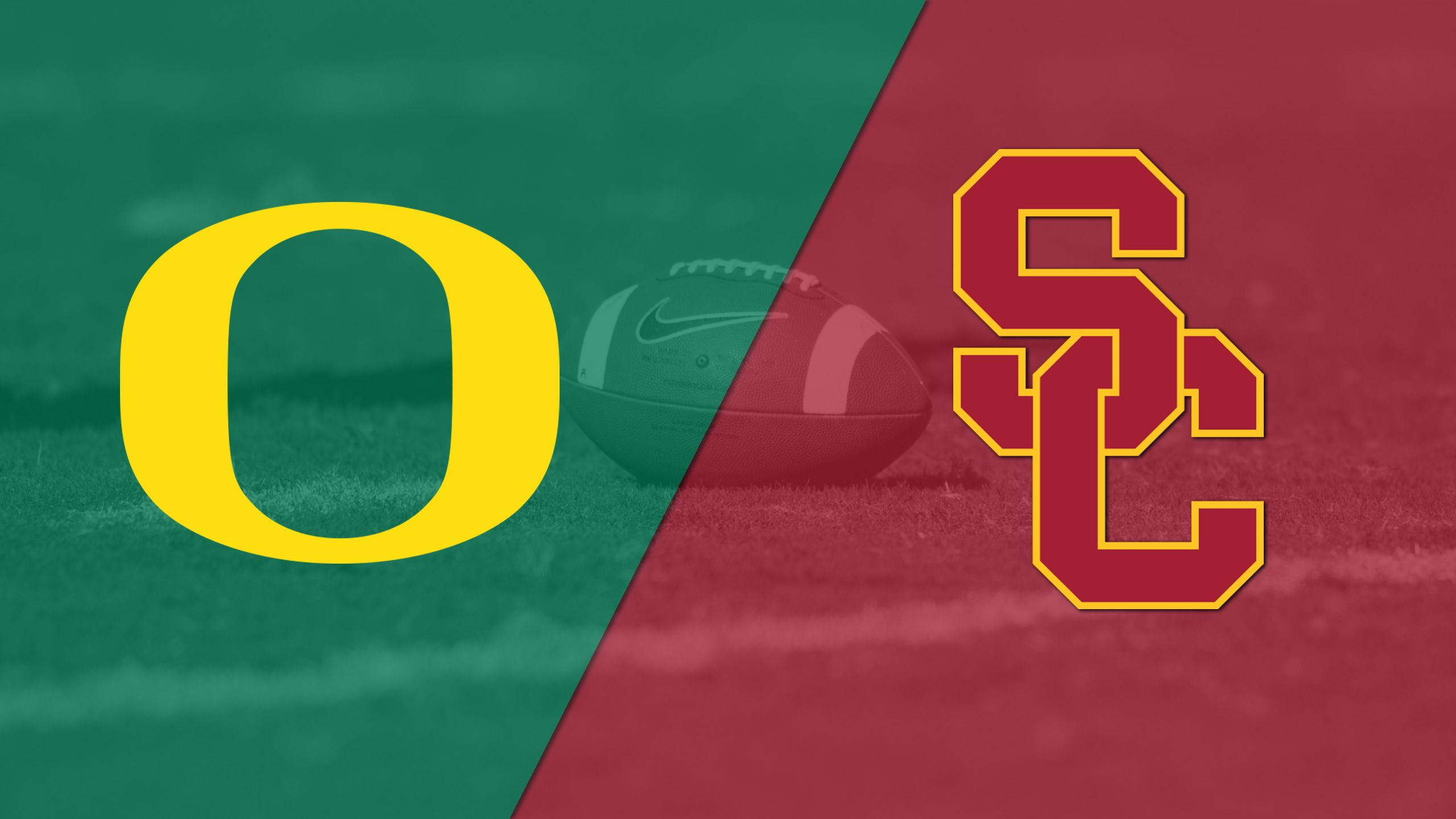 Oregon vs. USC (Football) (re-air)