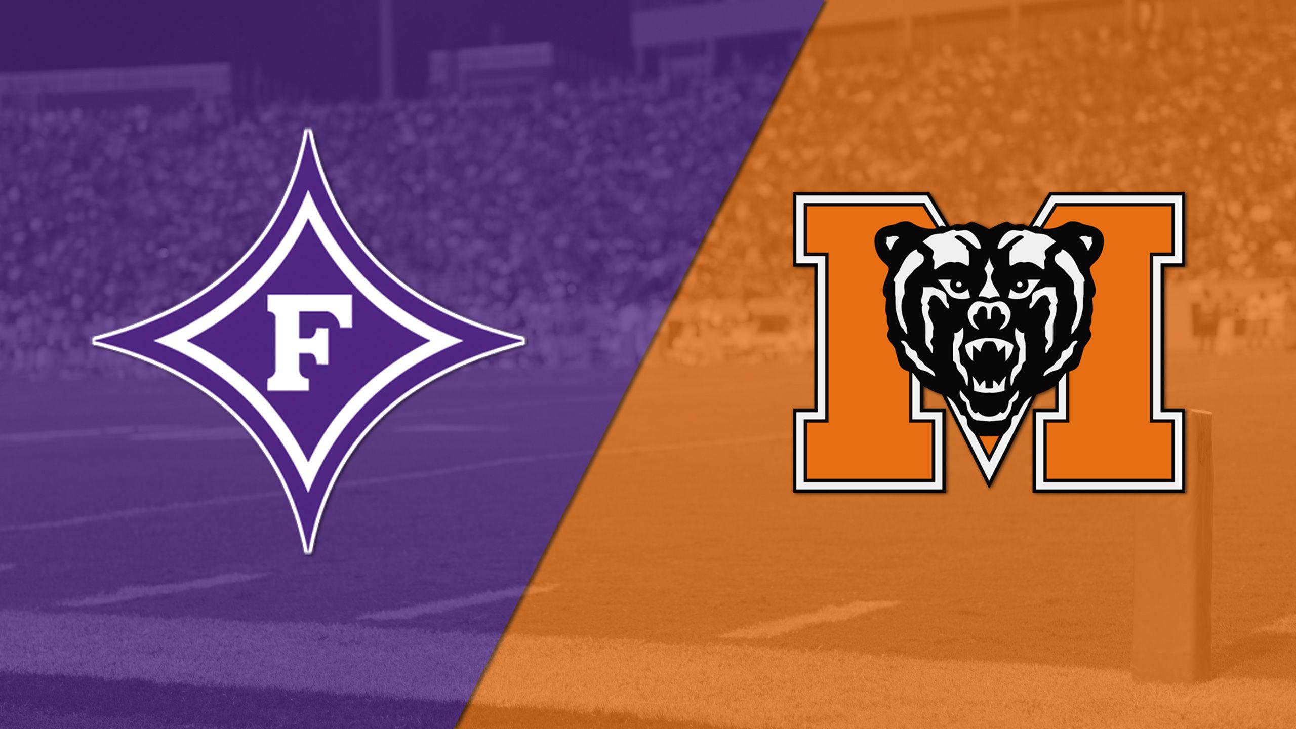 Furman vs. Mercer (Football)