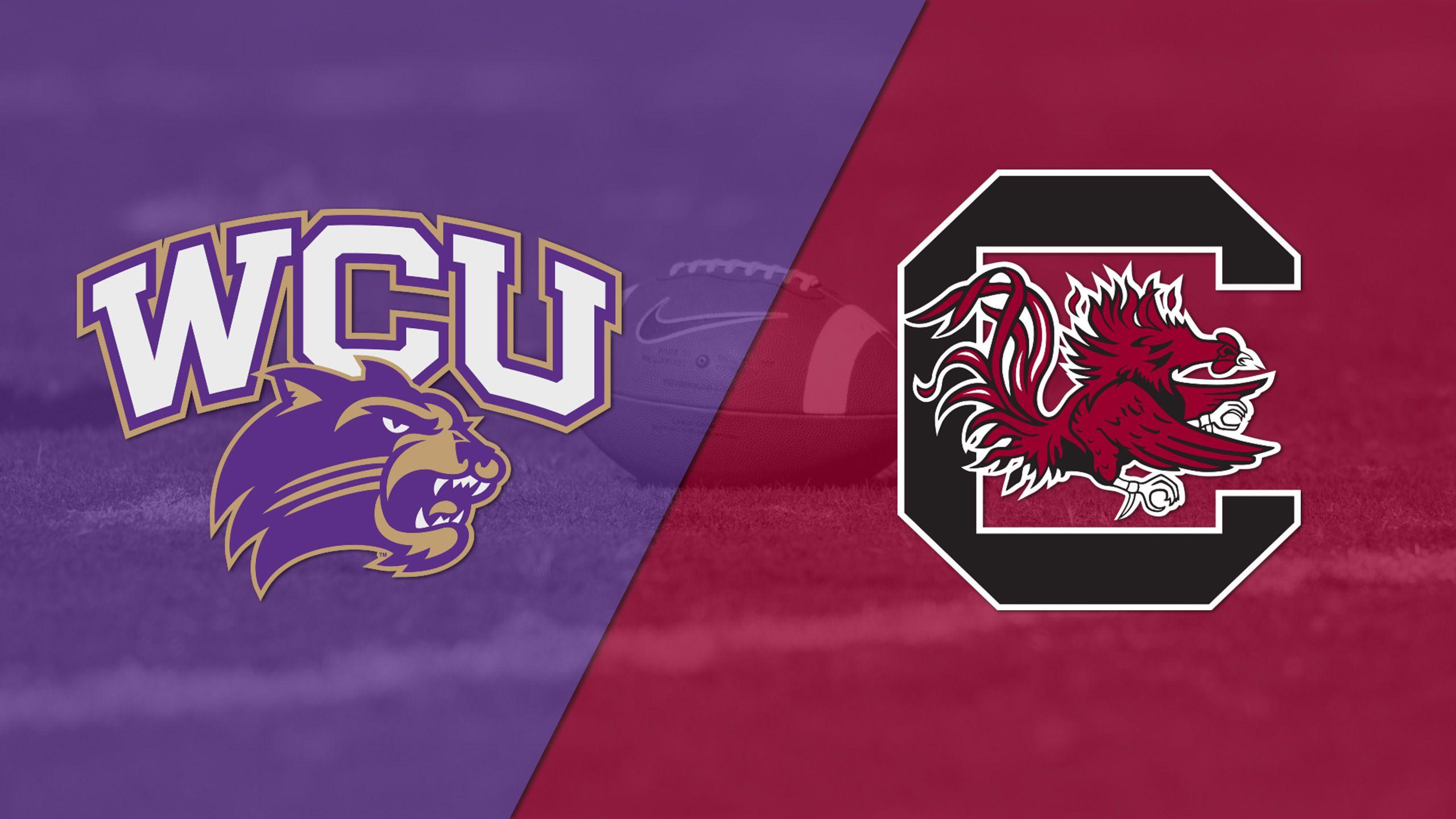 Western Carolina vs. South Carolina (Football)