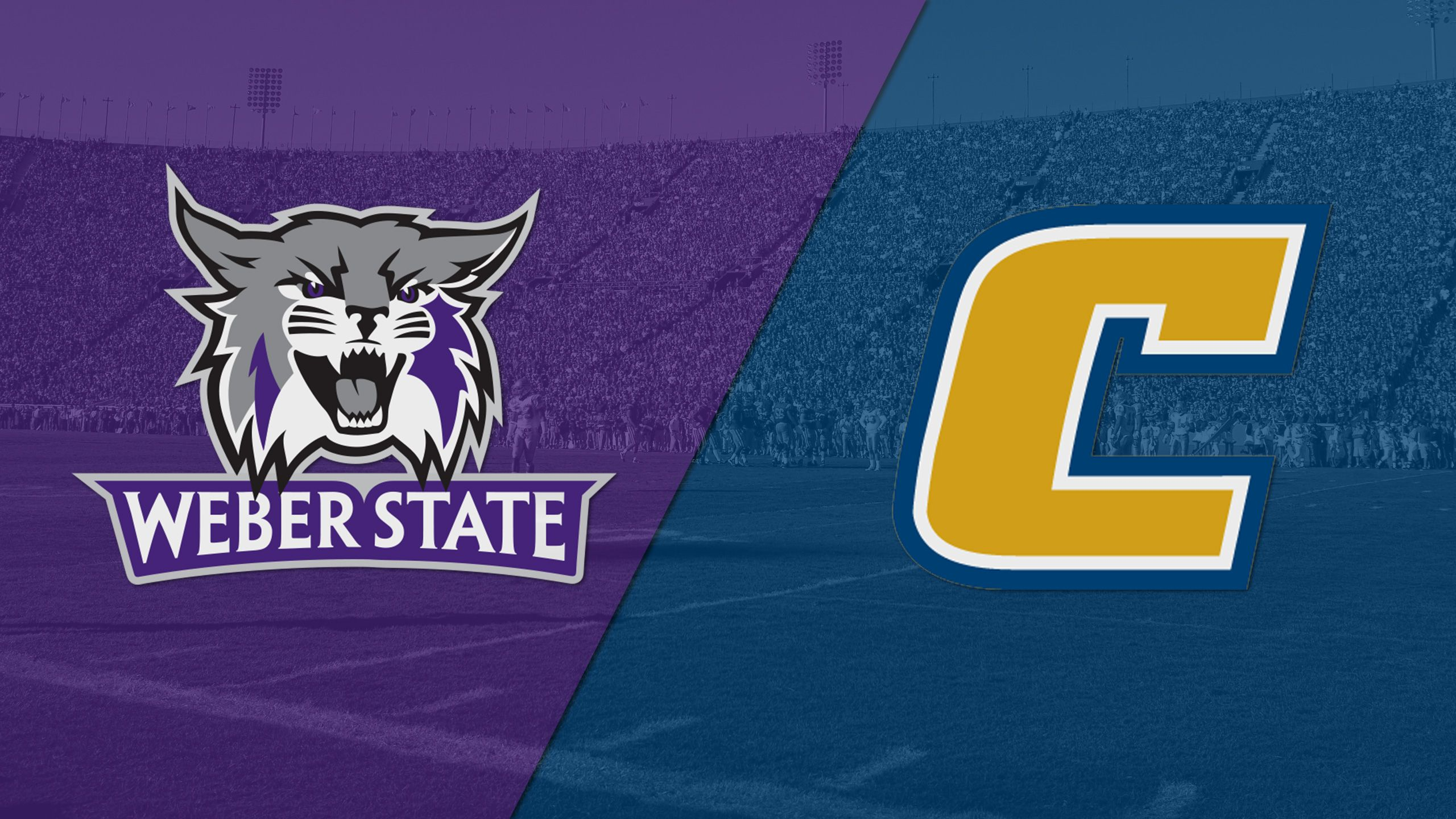 Weber State vs. Chattanooga (First Round) (FCS Championship)