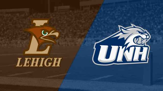 Lehigh vs. New Hampshire (First Round) (FCS Championship)