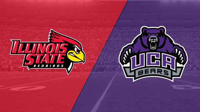 Illinois State vs. Central Arkansas (First Round) (FCS Championship)