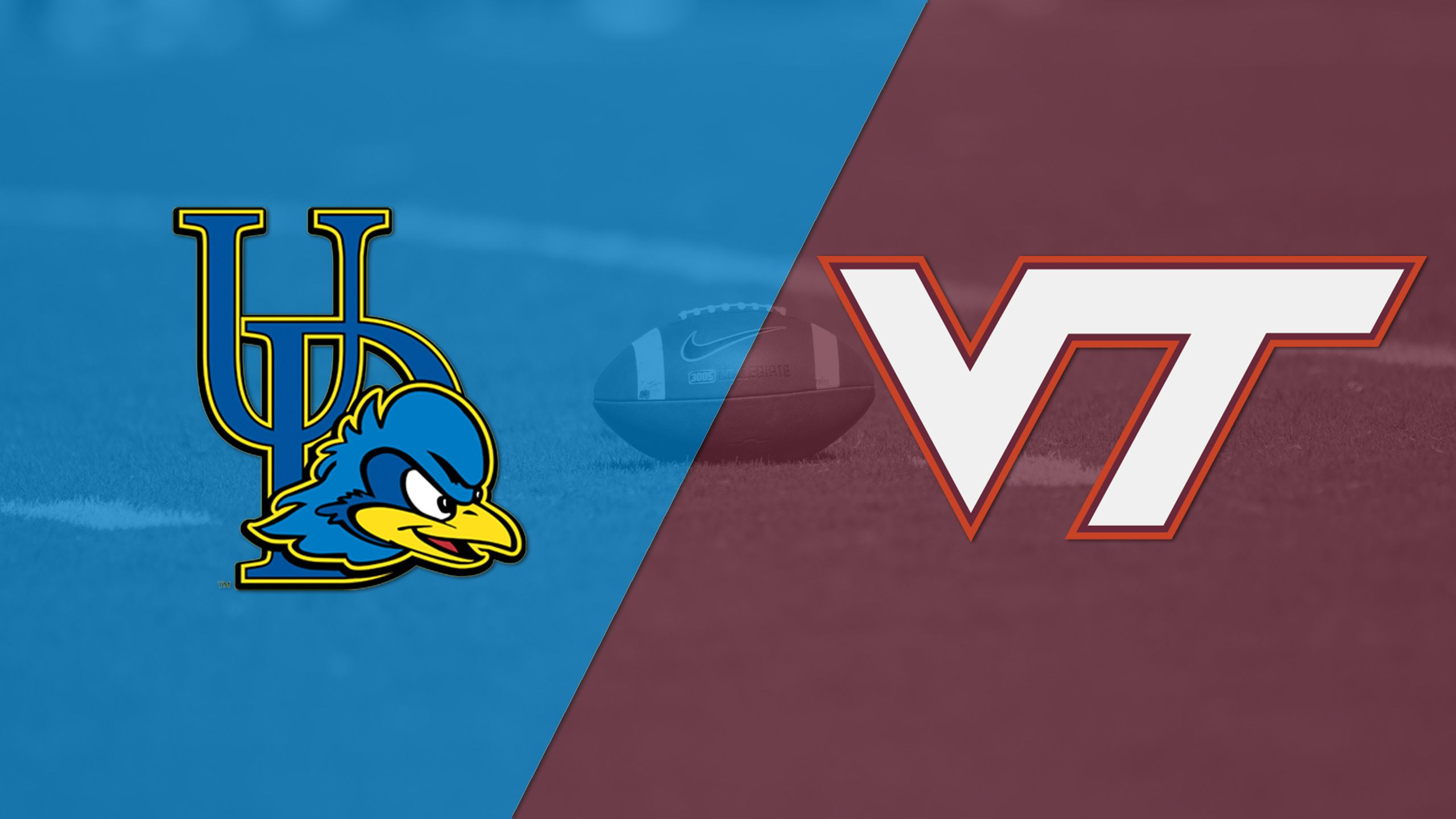 Delaware vs. #18 Virginia Tech (Football)
