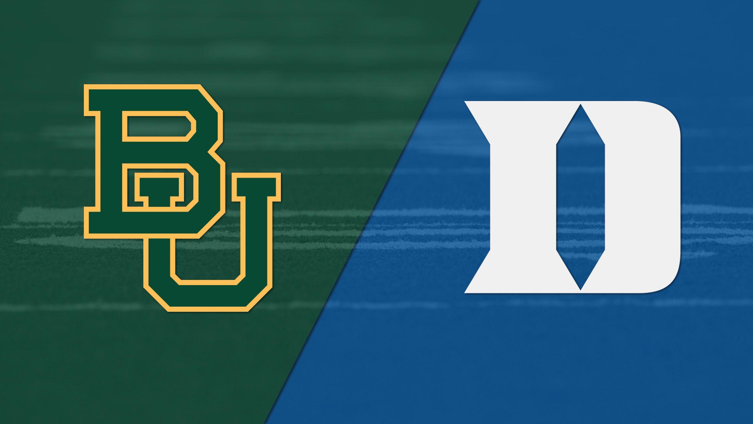Baylor vs. Duke (Football)