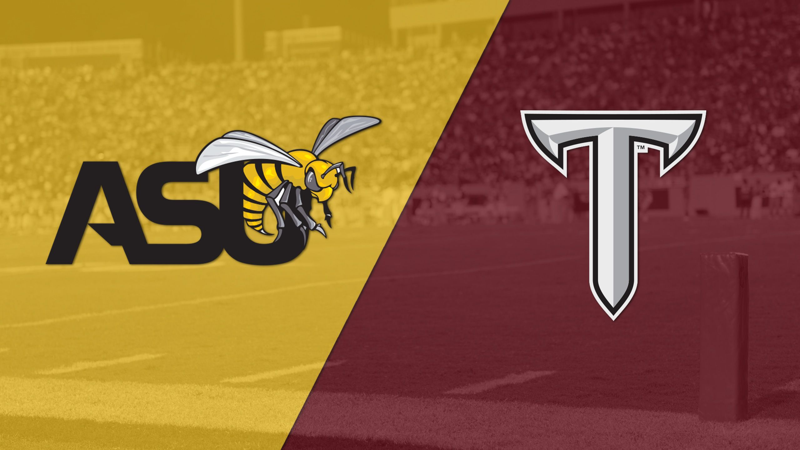Alabama State vs. Troy (Football)