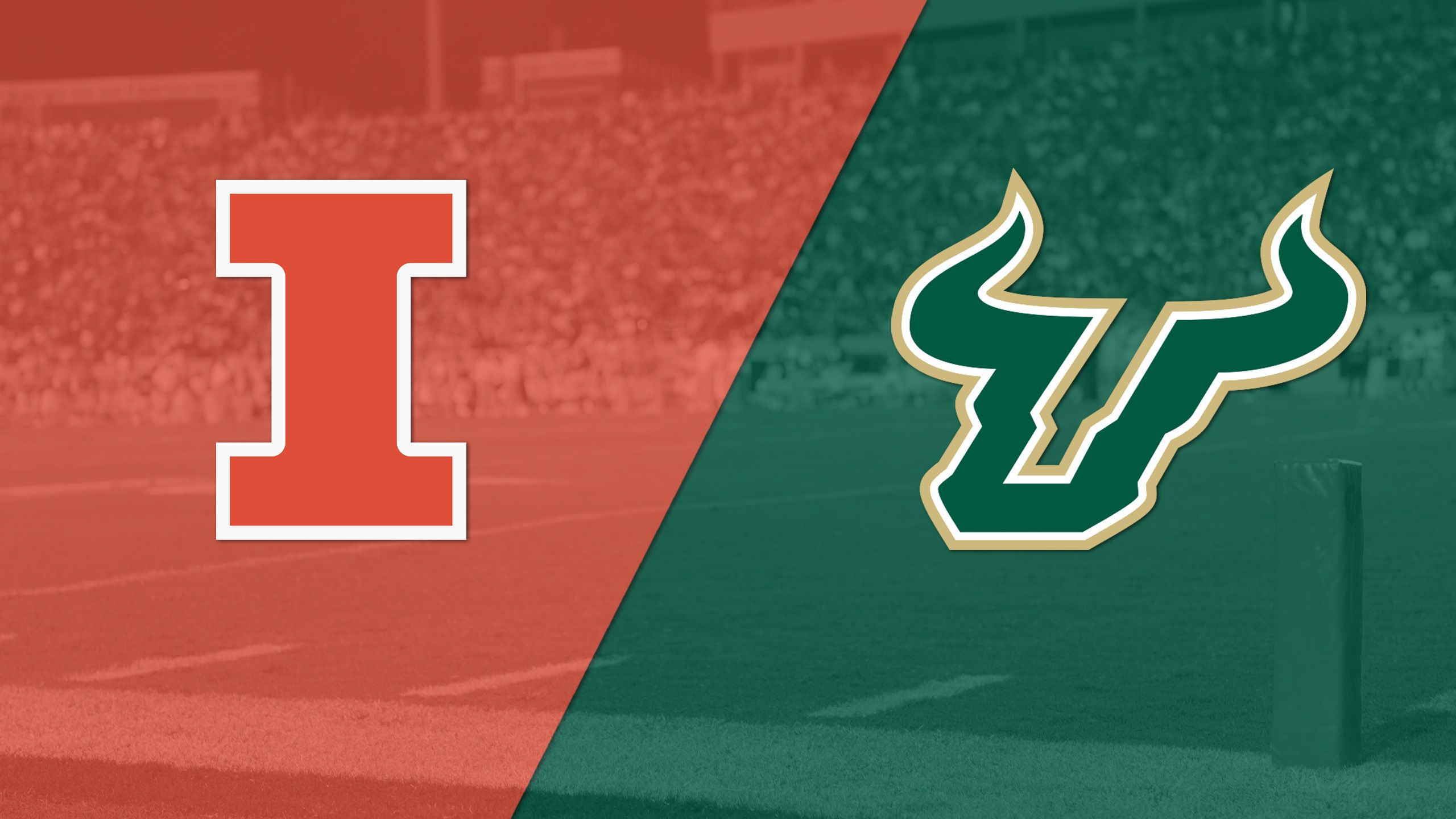 Illinois vs. #22 South Florida (Football)