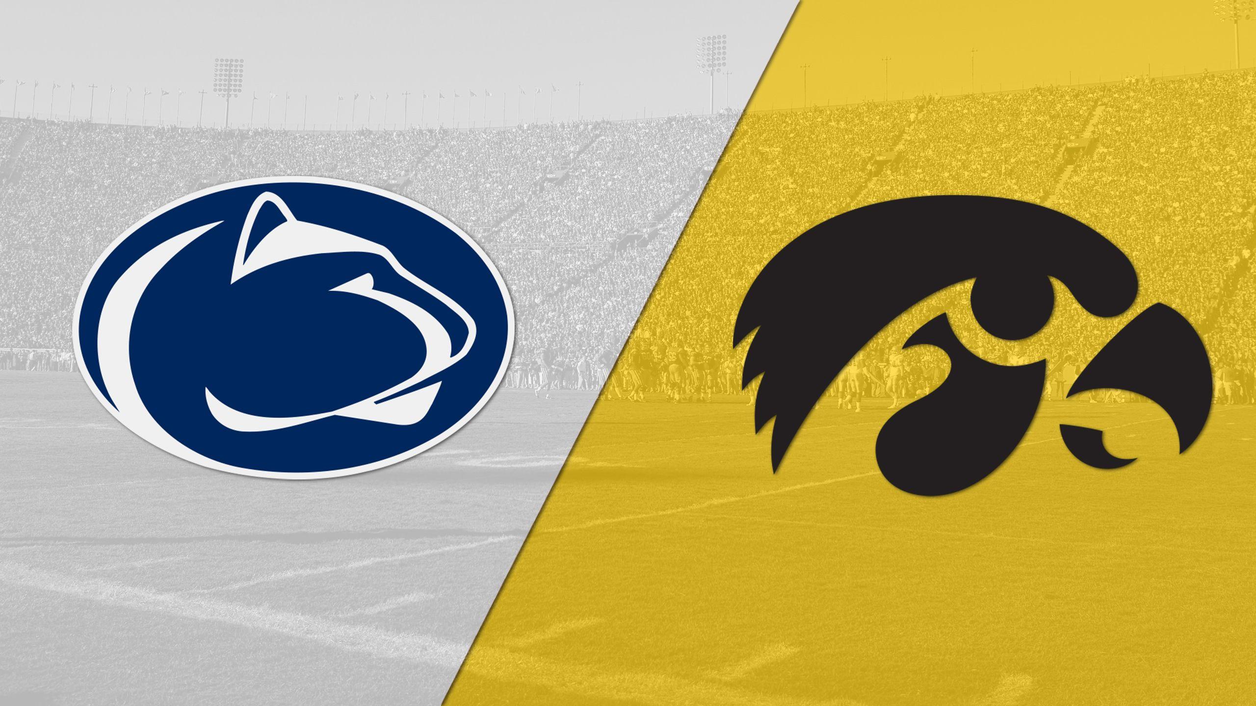 #4 Penn State vs. Iowa (Football) (re-air)
