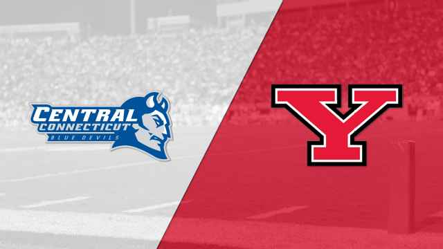 Central Connecticut State vs. Youngstown State (Football)