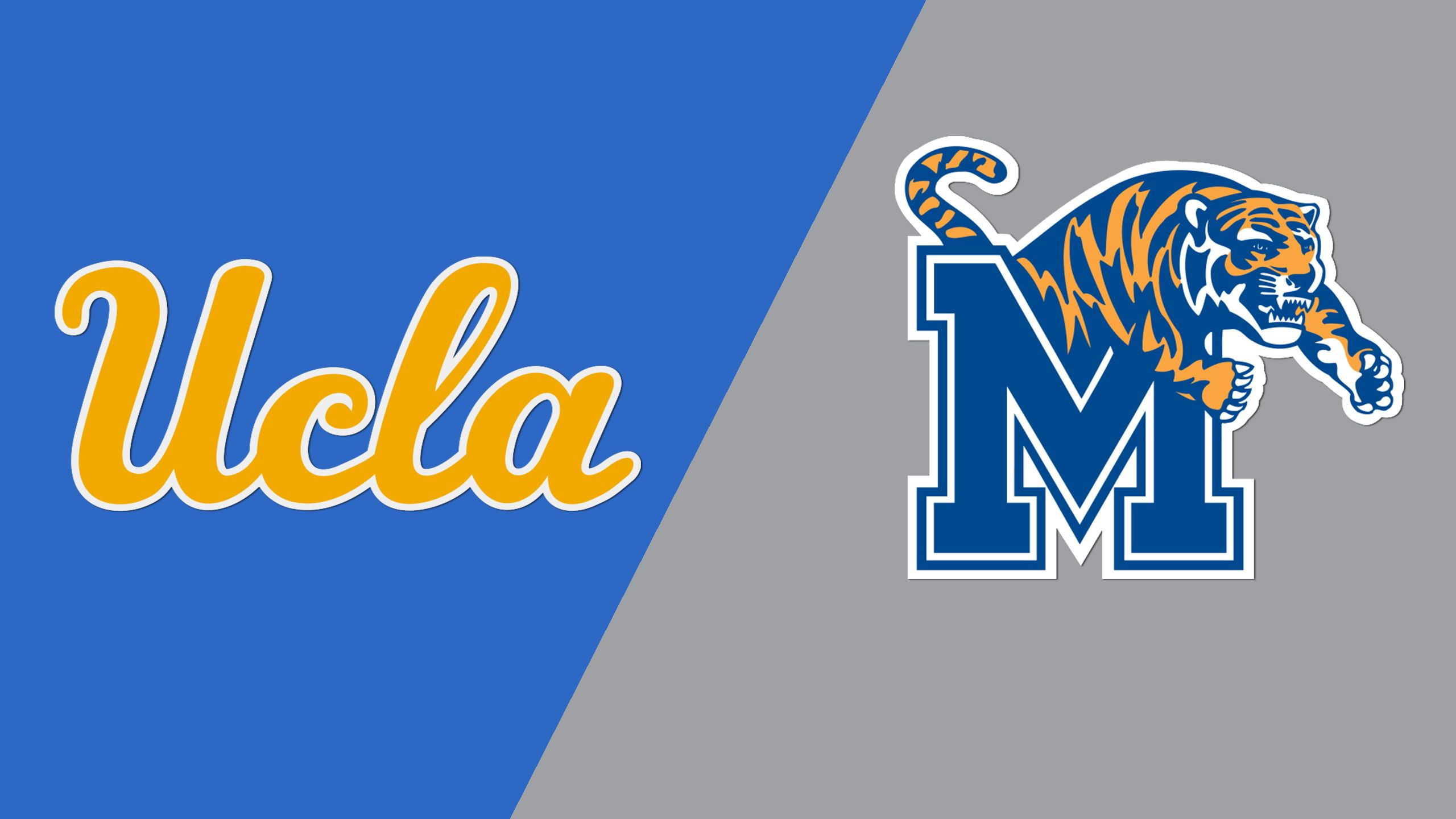 #25 UCLA vs. Memphis (re-air)